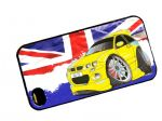 Koolart Classic British Design For MG Rover ZR Hard Case Cover Fits Apple iPhone 4 & 4s